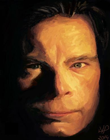 Stephen King w paint'cie