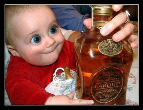 Dziecko z flaszka :0