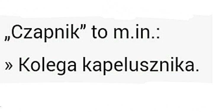 Jest tu jakiś MlodszyKapelusznik1?