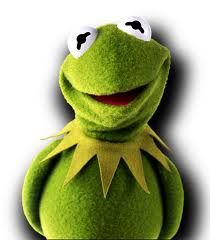Kermit z mapetów