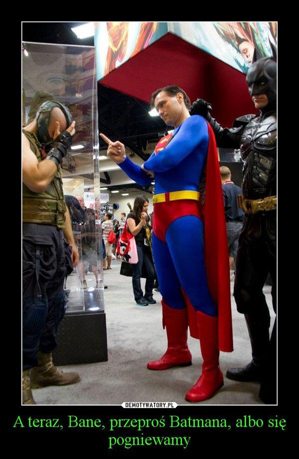 Superman i Batman w akcji!