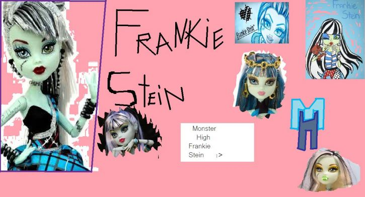 franki z monster high