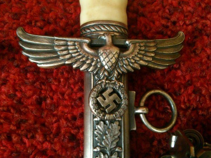 Broń z szafki dziadka