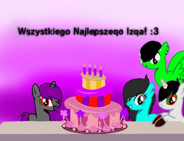 Dla Izqi na urodziny :3