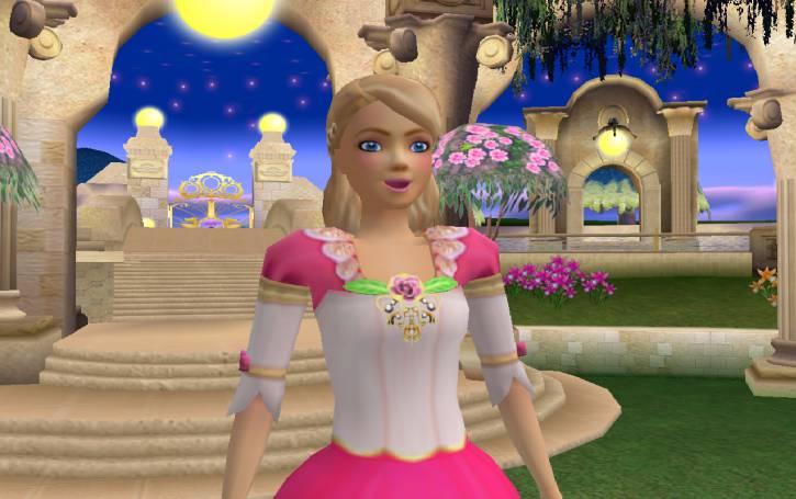 Barbie ale coś jest nie tak