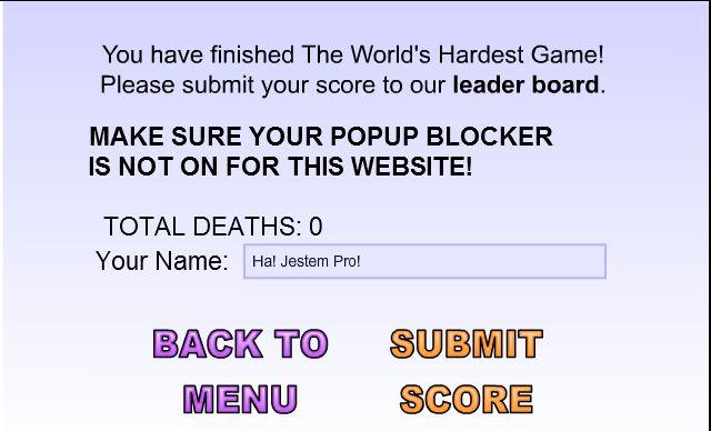 Zagrałem w hacked