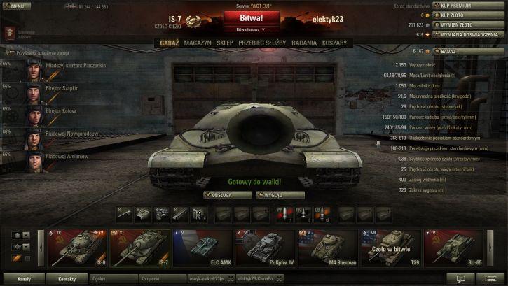 IS-7 :D