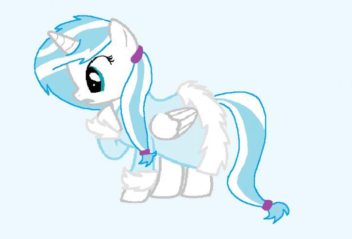 Przed wami Snow Shy księżniczka zimy! xD