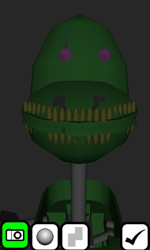 troffr easter egg bonzi billy the lizard