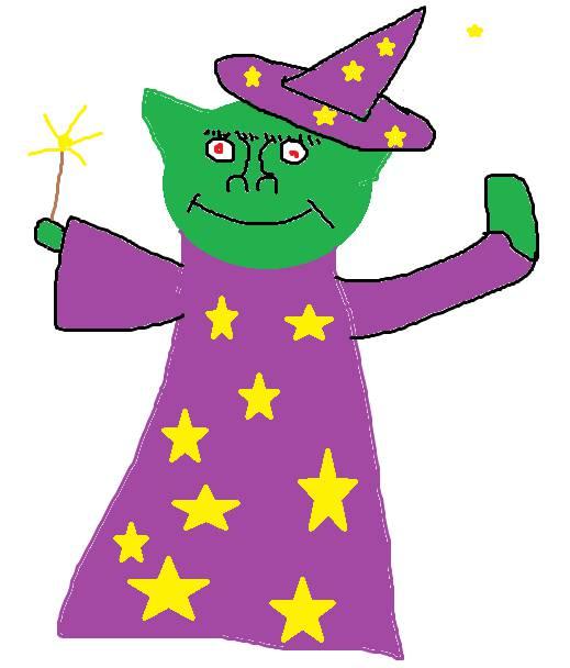 Orkowy czarodziej