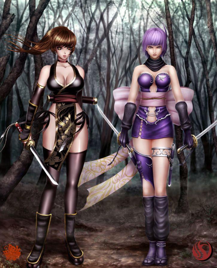 Kasumi i Ayane