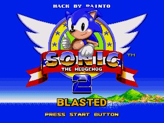 Sonic 2 Blasted