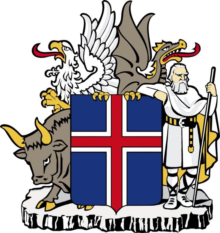 Godło Islandii