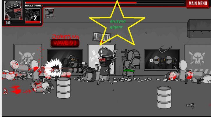 Madness kill 3
