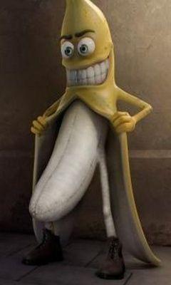 Gang Striptiz bananów