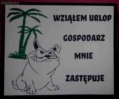 pies na urlopie
