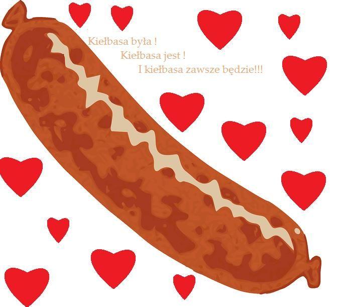 Kiełbaski ♥
