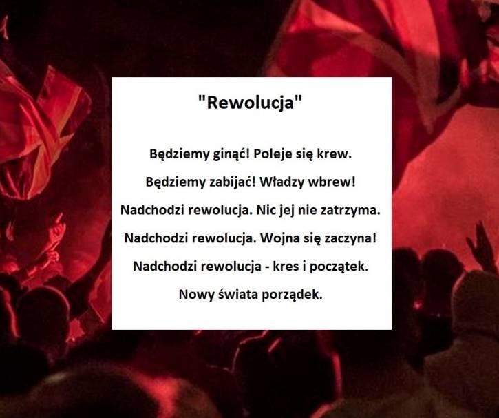 """Rewolucja"""