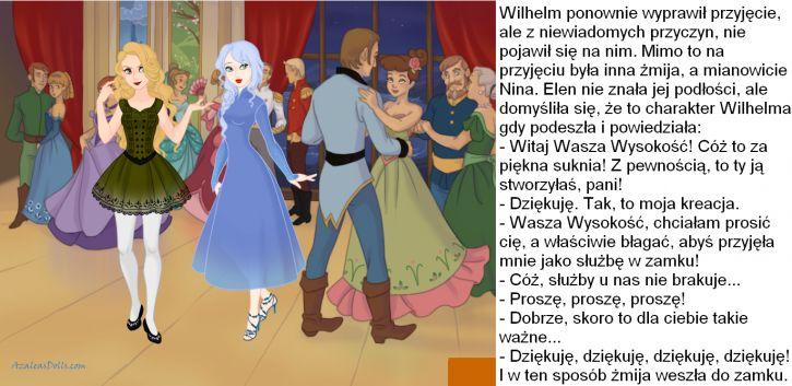 Historia zimnej miłości: 3