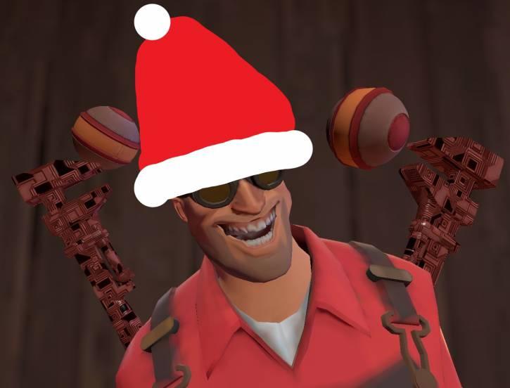 świąteczny inżynier