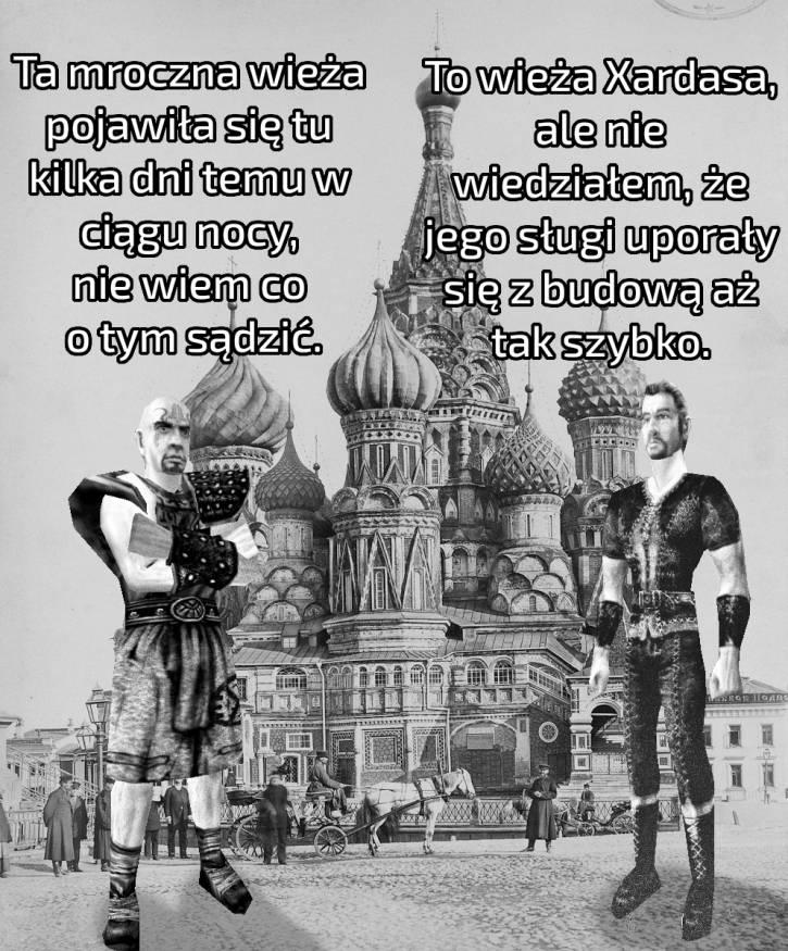 Galeria Piątkowych memów z Gothika, bo czemu nie?