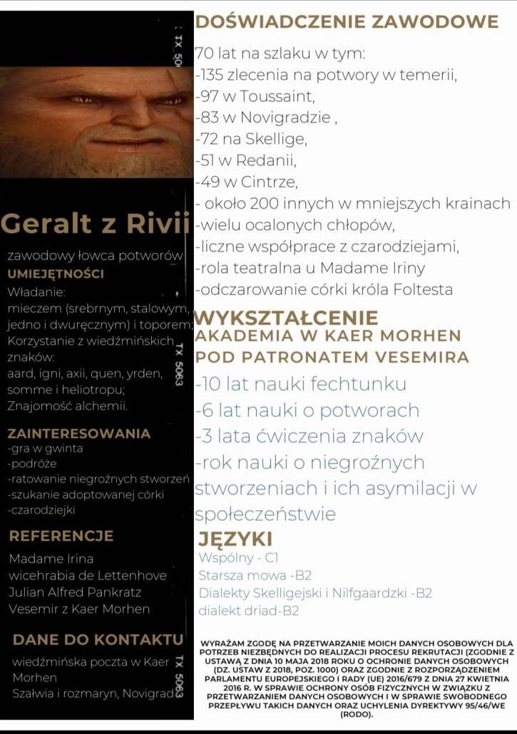 CV Geralda z Rivii