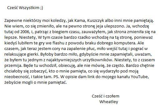 List historyczny