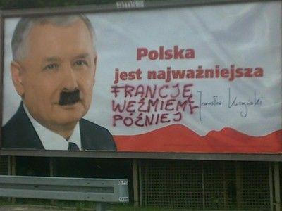 Polska jest najważniejsza!