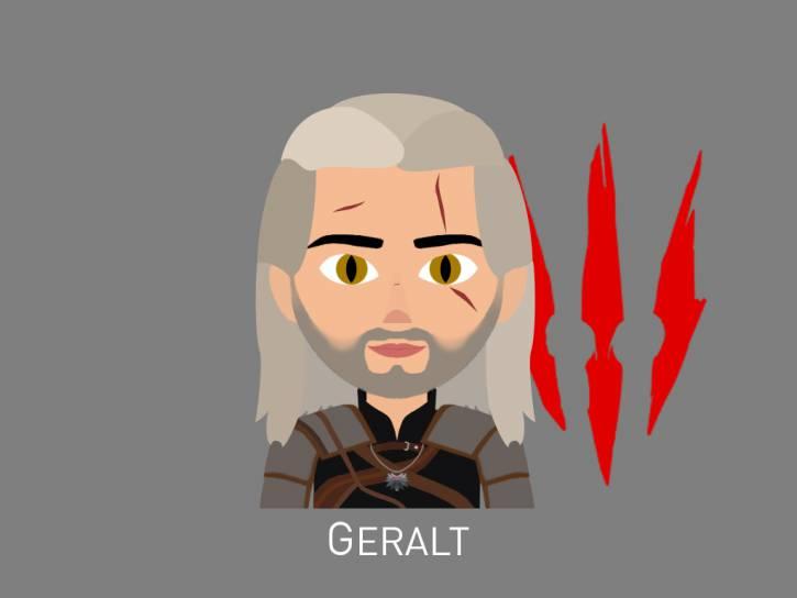 Autorski Geralt