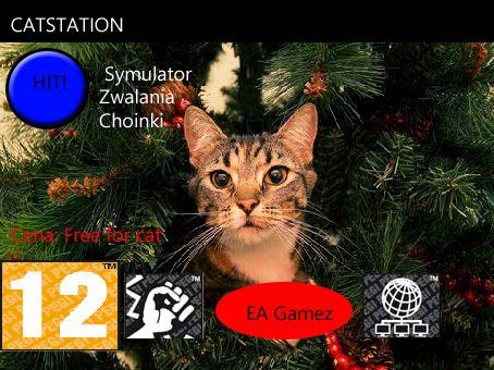 Symulator zwalania choinki