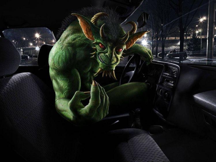 Zielony Diabeł