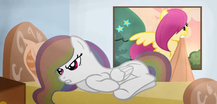 Wake up, sissy! (My history)