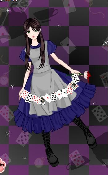 Alice American Mcgee