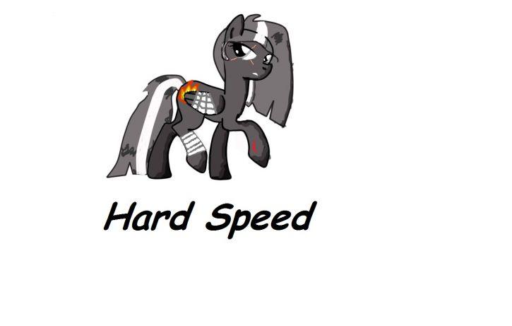 Hard Speed nowa OC