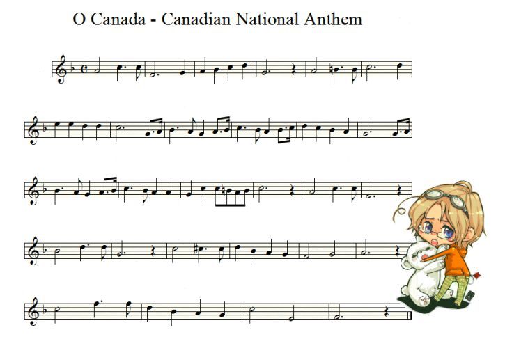 O Canada~