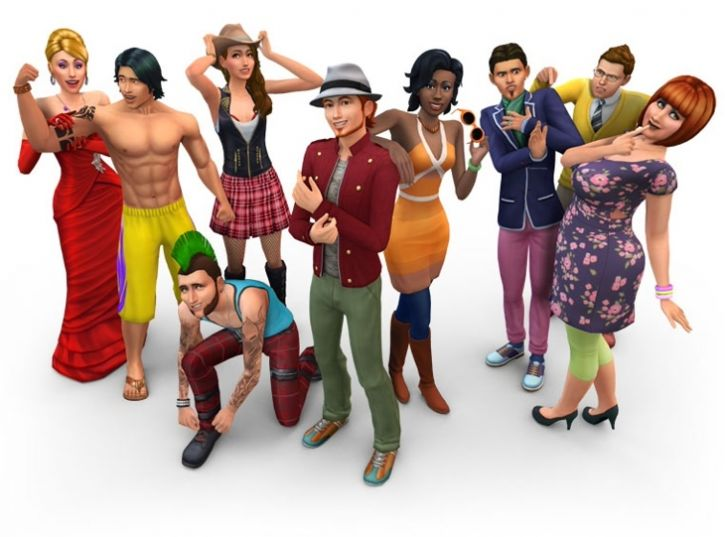 THE SIMS 4 ♥