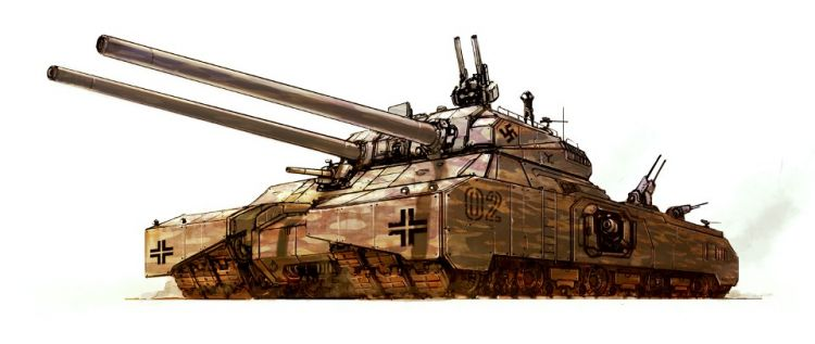 P-100 ratte
