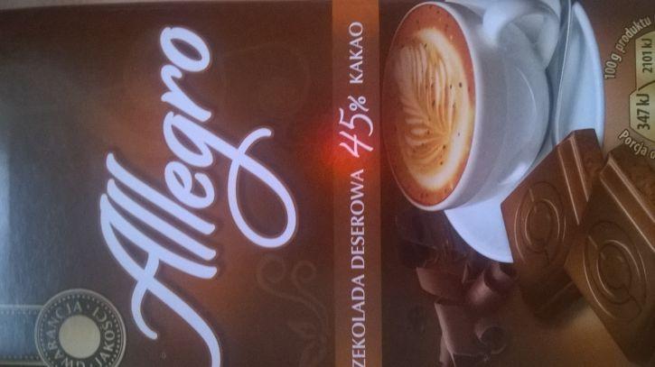 Allegro - Więcej niż czekolada.