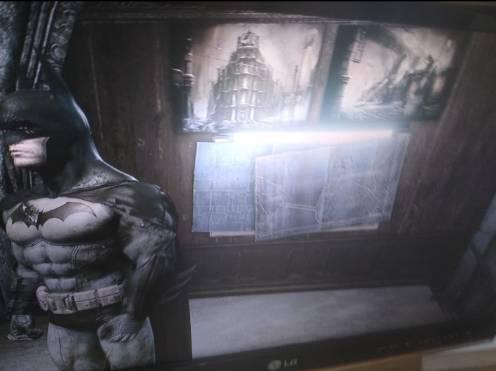 Sekretny pokój w Batman Arkham Asylum