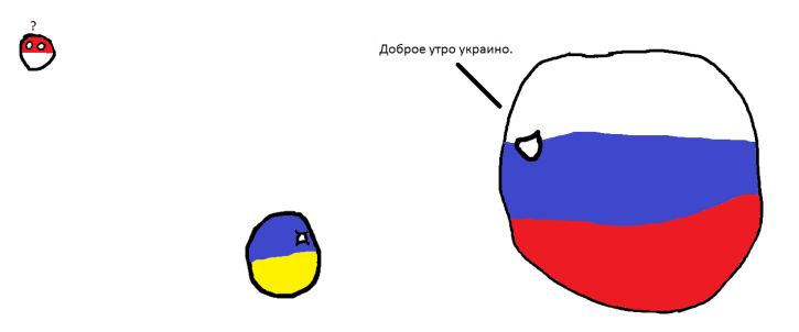 Rosja i Ukraina!