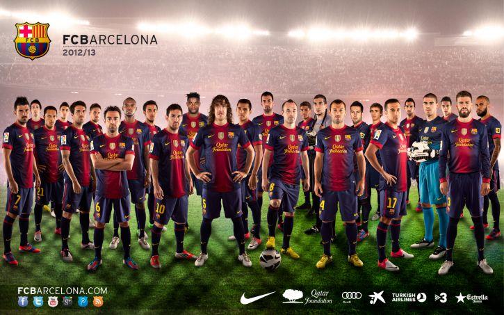FCB 2012