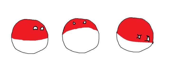 Moje Polandball'e!