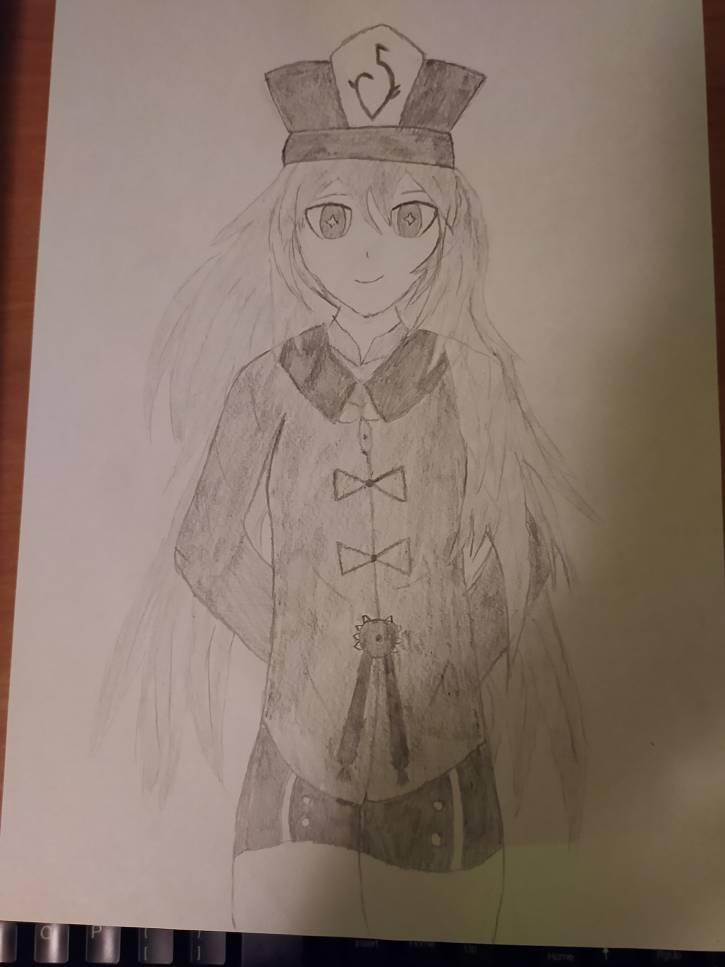 Próbuję rysować 17