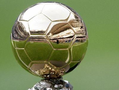 Konkurs na Najlepszego piłkarz na świecie.
