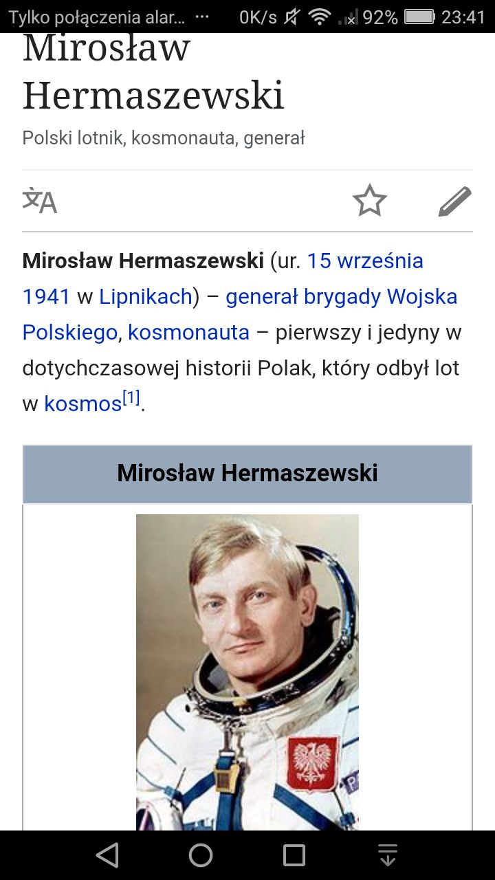 Poland can into Space