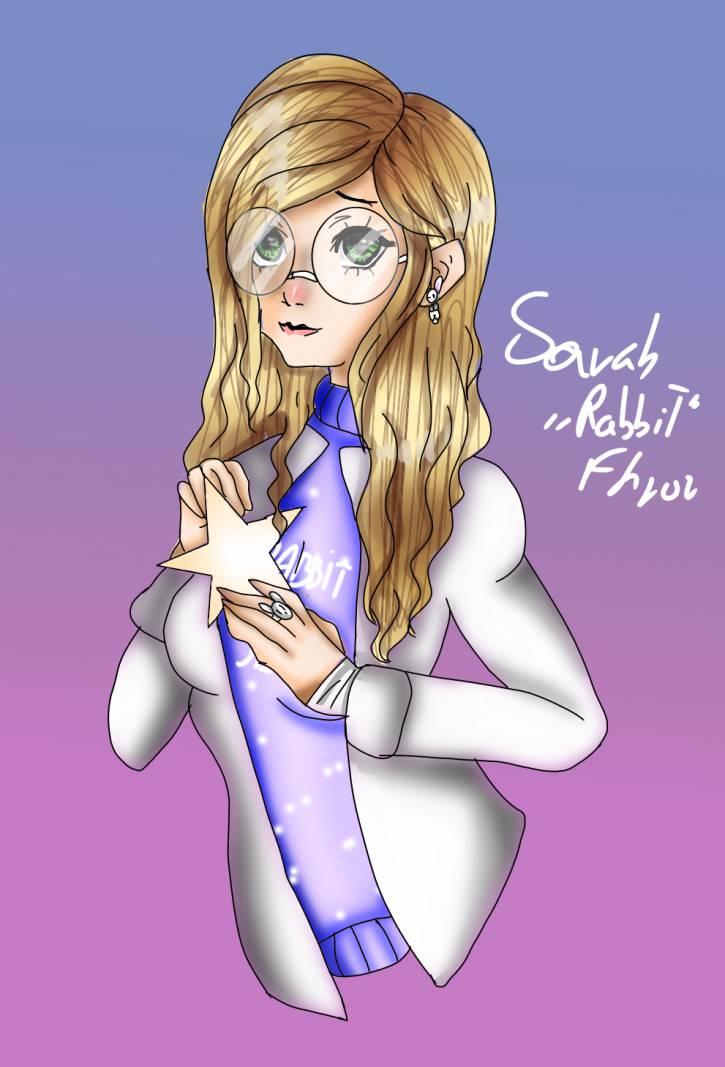 "Sarah ""Królik"" Fhrou"