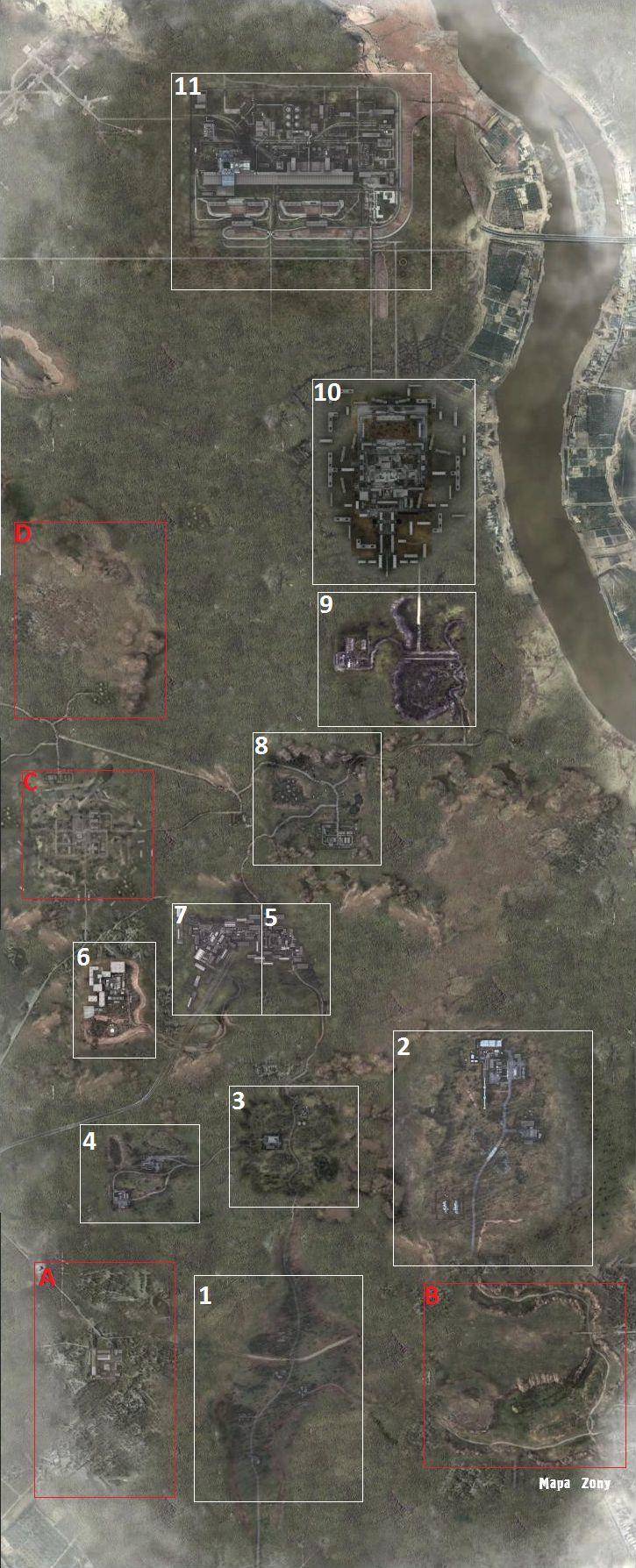 SoC Map