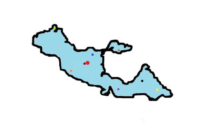 Mapa Onkul