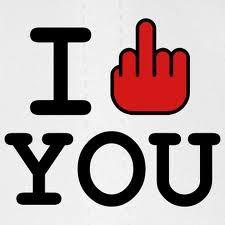 I *** YOU