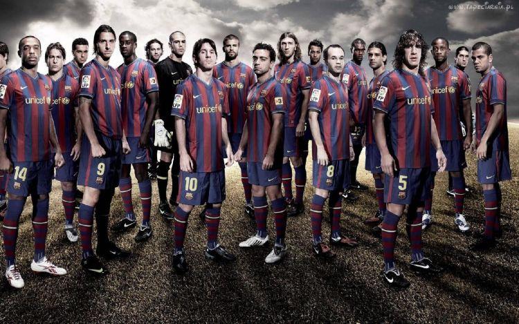 The Barca Team